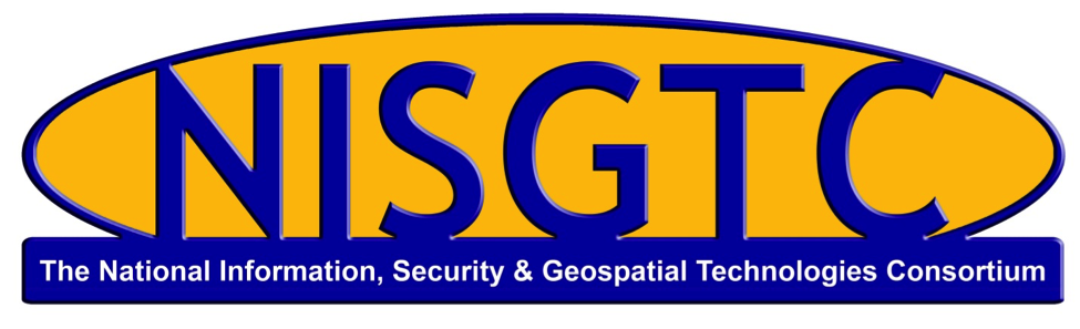 The National Information, Security & Geospatial Technologies Consortium Logo
